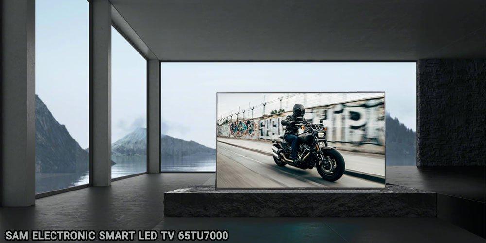 معرفی تلویزیون سام الکترونیک مدل 65TU7000