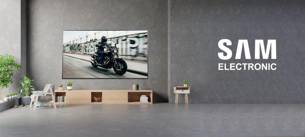 ویژگی های تلویزیون سام الکترونیک مدل 65TU7000